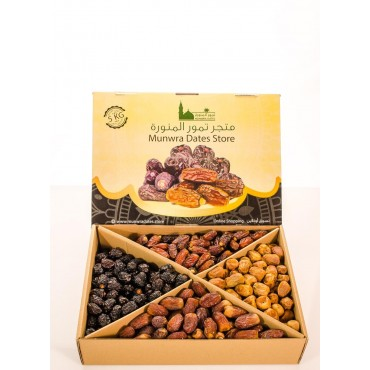 Munwara Dates Box - 4.6 Kg - 990901