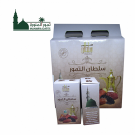 bernay dates with almound - 1kg - 010411