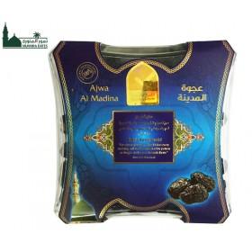 OFFER : AJWA QUBA ALMADINA - 1kg - :: 1 CASH + 1 FREE ::