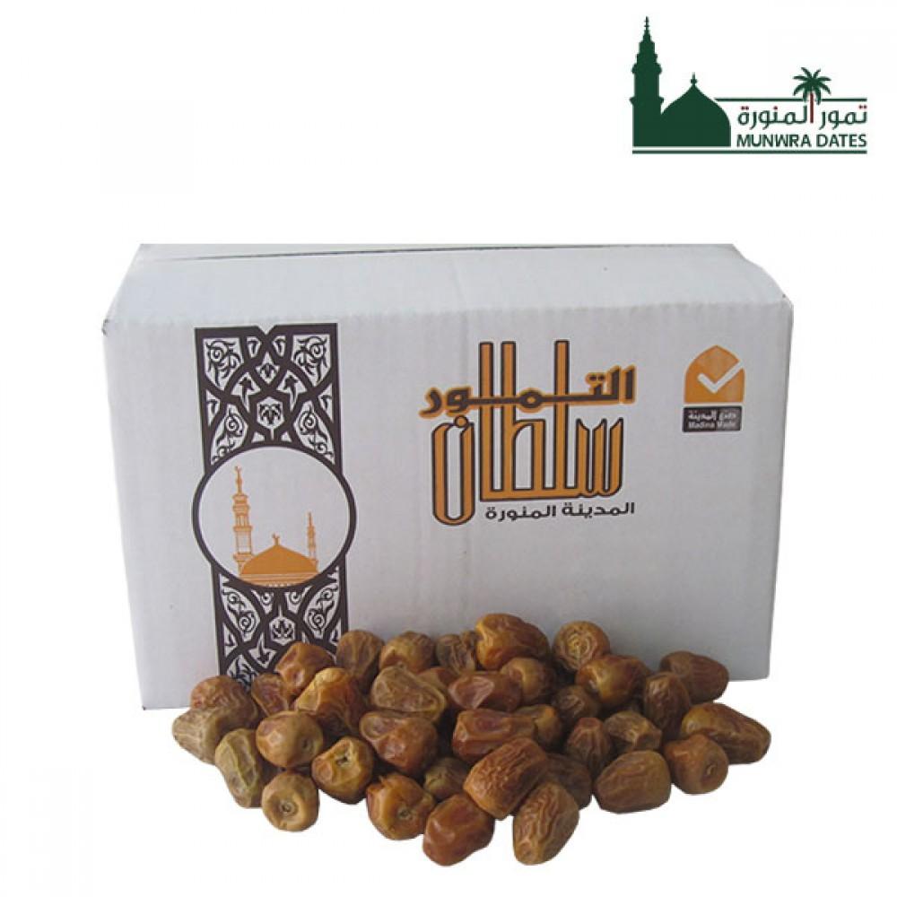 "Carton of Sukkari Dates  "" Mufatal"" - 6 kg - 011105"