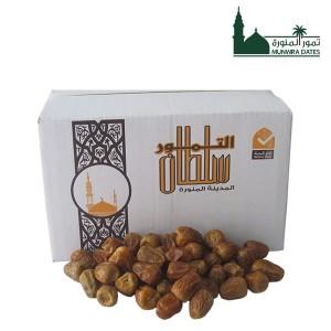 "Carton of Sukkari Dates  "" Mufatal"" - 12 kg - 011104"